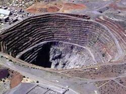 В Южной Африке найден самый большой в мире алмаз