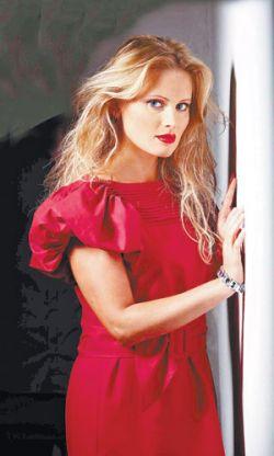 Дана Борисова родила дочь
