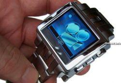 MP4-часы Epoq - для любителей видео на крошечном экране
