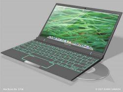Так может выглядеть ультрапортативный ноутбук Apple