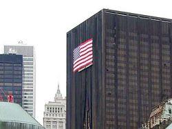 Пожар в нью-йоркском небоскребе произошел из-за сигареты