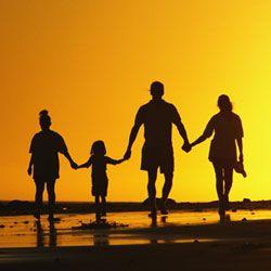 Активный отдых способен сохранить семью