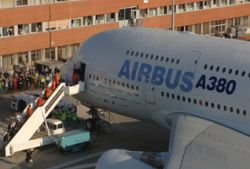 Самолеты Airbus будут делать в Китае