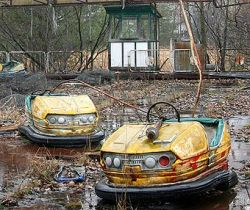 """Тысячи вахтовиков \""""запрут\"""" в Зоне отчуждения Чернобыля"""