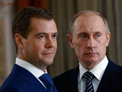 Путина освистали за договорной матч с Медведевым