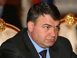 """Сердюков доложил Путину, как голосовали военные: 80% за """"ЕР"""""""