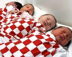 Выявлено время года, когда рождаются больные дети