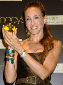 Продажи парфюма от знаменитостей выросли на 2000% за три года