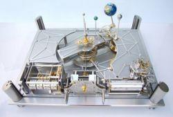 Создана механическая модель мира