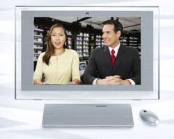 """Новое устройство \""""два в одном\"""": ПК и LCD-телевизор"""