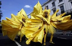 Репортаж с карнавала в Ноттинг-Хилл (фото)