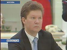 """Глава \""""Газпрома\"""" возвращается к работе после болезни"""