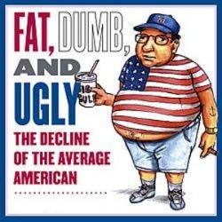 Средний американец немыслимо растолстел