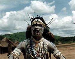 В Танзании колдун утонул, пытаясь пообщаться с речными духами