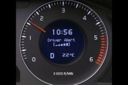 Уникальная система оповещения водителя от Volvo Cars