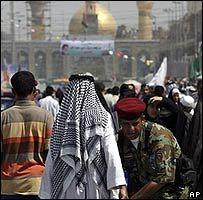 На шиитском празднике в Ираке вспыхнула перестрелка