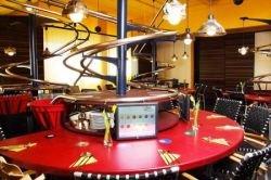 Первый в мире автоматизированный ресторан