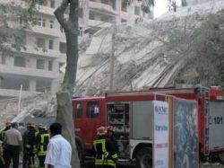 Из-под завалов рухнувшего дома в Баку спасли 11 человек