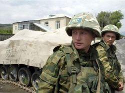 Грузия объяснила задержание российских миротворцев