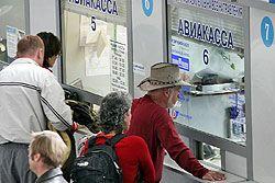 Переход авиакомпаний на электронные билеты обернется сложностями для пассажиров