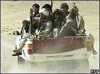 """В бою убиты \""""более 100 афганских талибов\"""""""