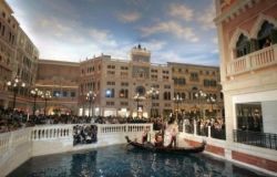 Венецианское Казино в Макао (фото)