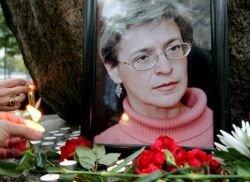 В деле об убийстве Анны Политковской Кремль и Березовский слились во взаимном экстазе