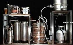 Первая в мире самодельная домашняя пивоварня (видео)