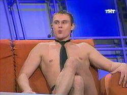 Герой реалити-шоу «Дом-2» снимался голым в программе «Окна» (видео)