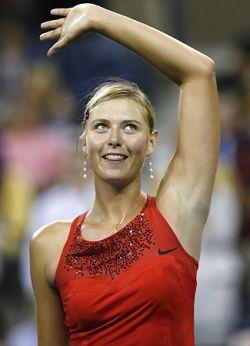 Мария Шарапова отыграла матч в легендарном платье от Nike и Swarowski (фото)