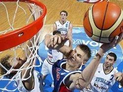 Дэвид Блатт назвал состав сборной России на Евробаскет