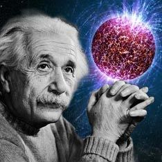 Эйнштейн помог измерить космических мертвецов