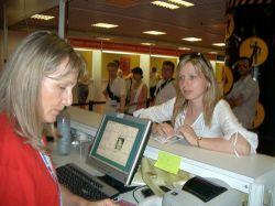 Самостоятельная интернет-регистрация в аэропорту с авиакомпанией SAS