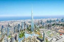 Выше Дубая может быть только Дубай