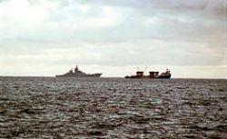 В Индийском океане полторы недели дрейфует российское судно