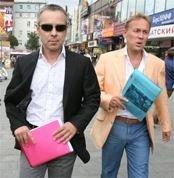 Андрей Луговой и Дмитрий Ковтун пообщались с британскими журналистами