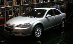 """Русский Chrysler\"" обрел имя – GAZ Siber"