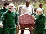В Конго лихорадка Эбола убила более 100 человек