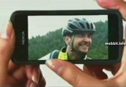 Прототип телефона с сенсорным интерфейсом от Nokia (видео)
