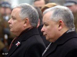 Качиньские начали аресты неугодных