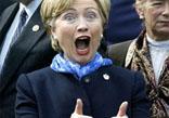 Хиллари – самая «чистая» и популярная