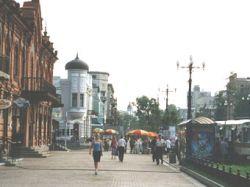Самым благоустроенным городом в России признан Хабаровск