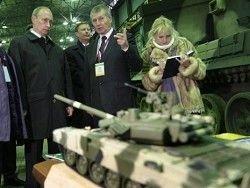 """""""Уралвагонзавод"""": поддержка стоимостью в 64 миллиарда"""