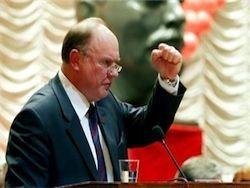 За призывы к Зюганову сдать мандаты надо сажать