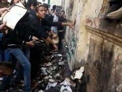 Уникальный научный комплекс полностью уничтожен в Египте