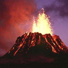 Древние вулканы насытили Землю кислородом
