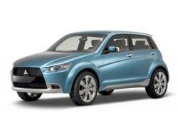Mitsubishi показала новый концептуальный кроссовер