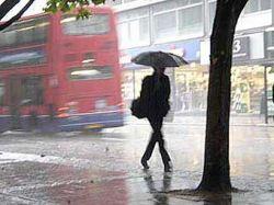 Британцы пережили самое дождливое лето в истории