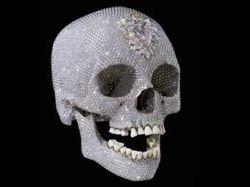 Бриллиантовый череп работы Херста продан за 100 миллионов долларов