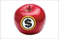 На лоббирование своих интересов Apple потратила 720 тысяч долларов